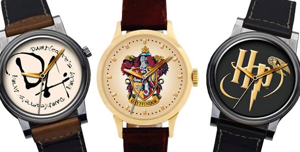 Resultado de imagem para Relógio Harry Potter